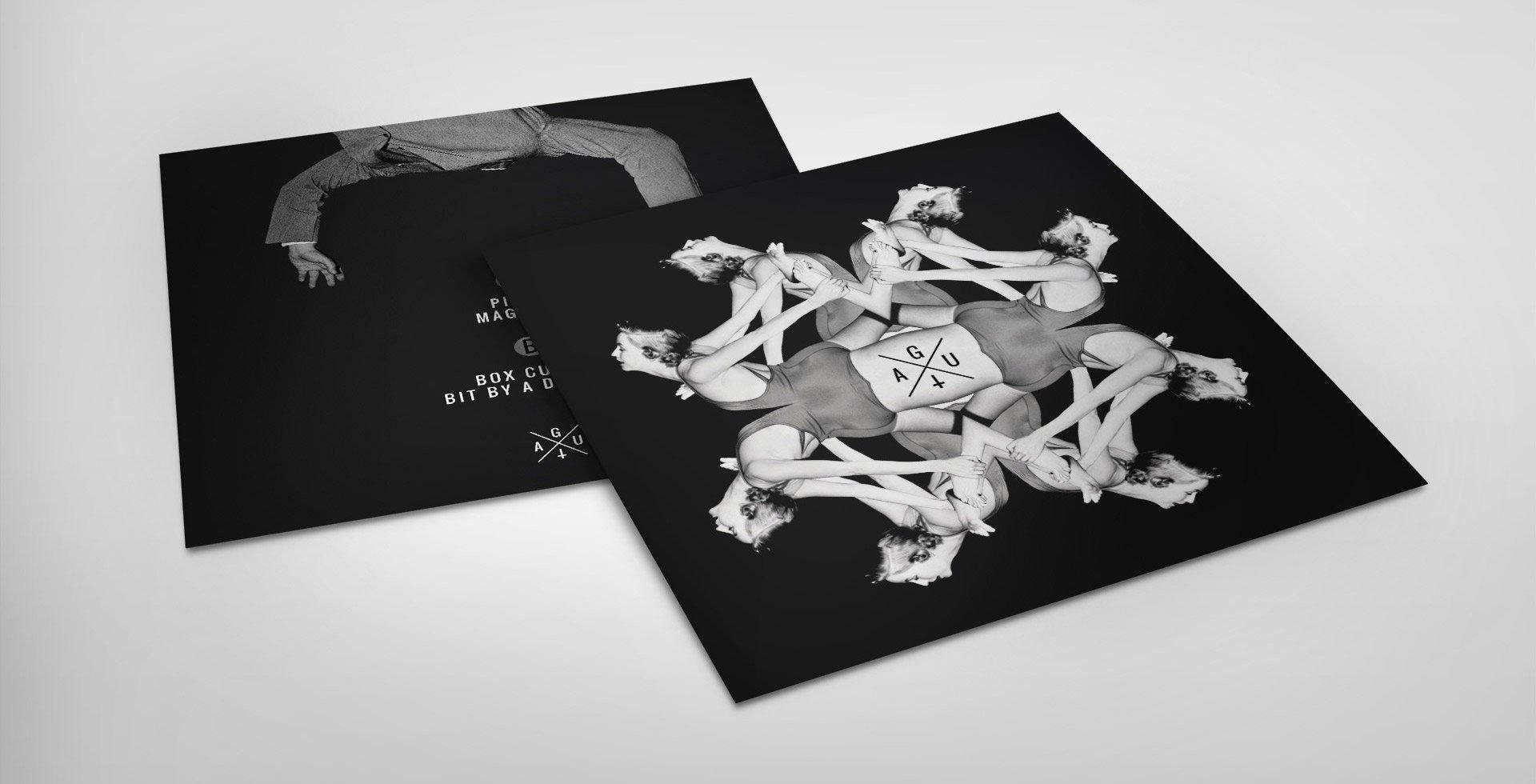"""Gods Against Us / 10"""" EP Cover Artwork"""