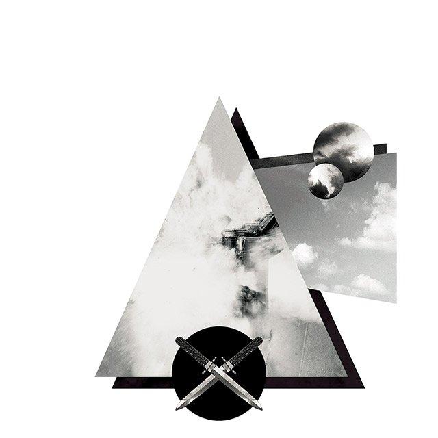 """Gods Against Us / 10"""" EP Cover Artwork / Insert"""