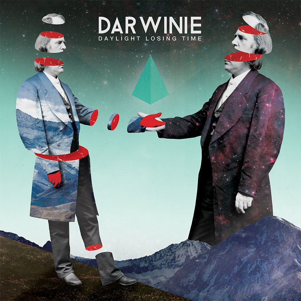 Darwinie / Daylight Losing Time / Album Cover Artwork / Front