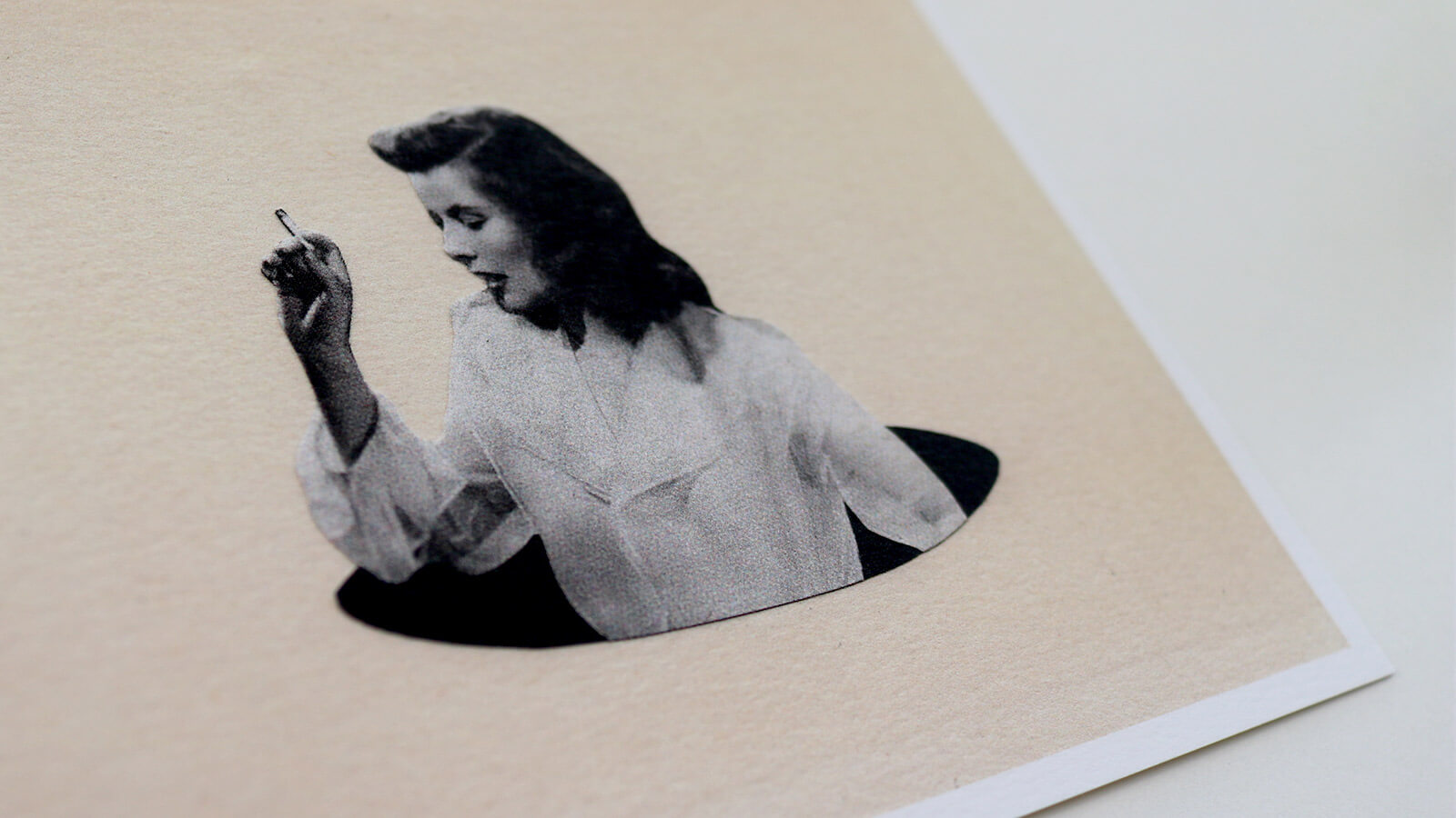 Analogue Collage / Cut & Post