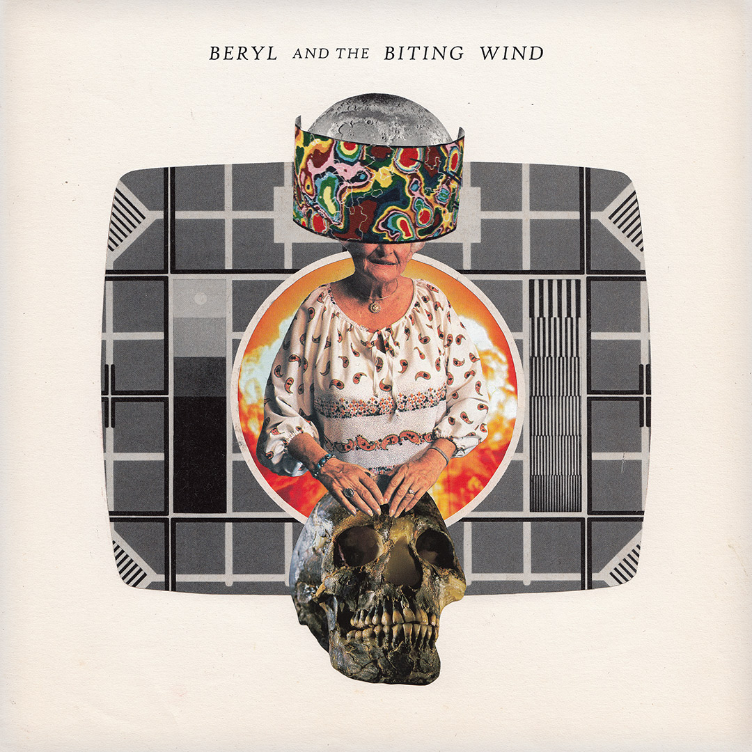 EP Cover Artwork For Eat Fruit To This By Beryl And The Biting Wind