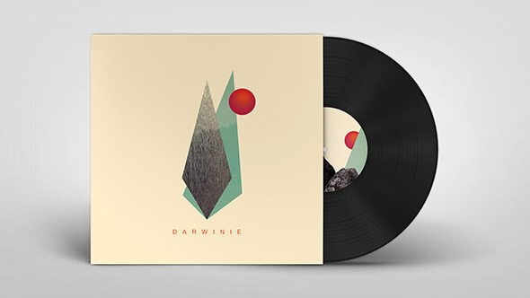 Darwinie / Cover Art And Unused Concepts